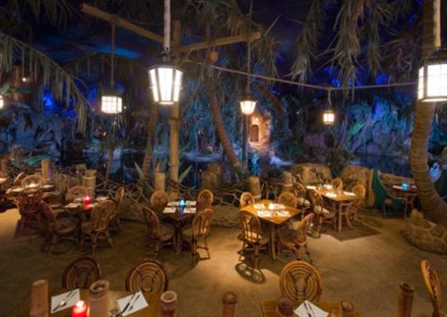 Captain Jack's – Restaurant des Pirates